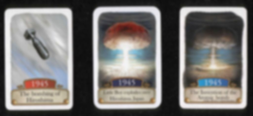 Timeline: American History cards
