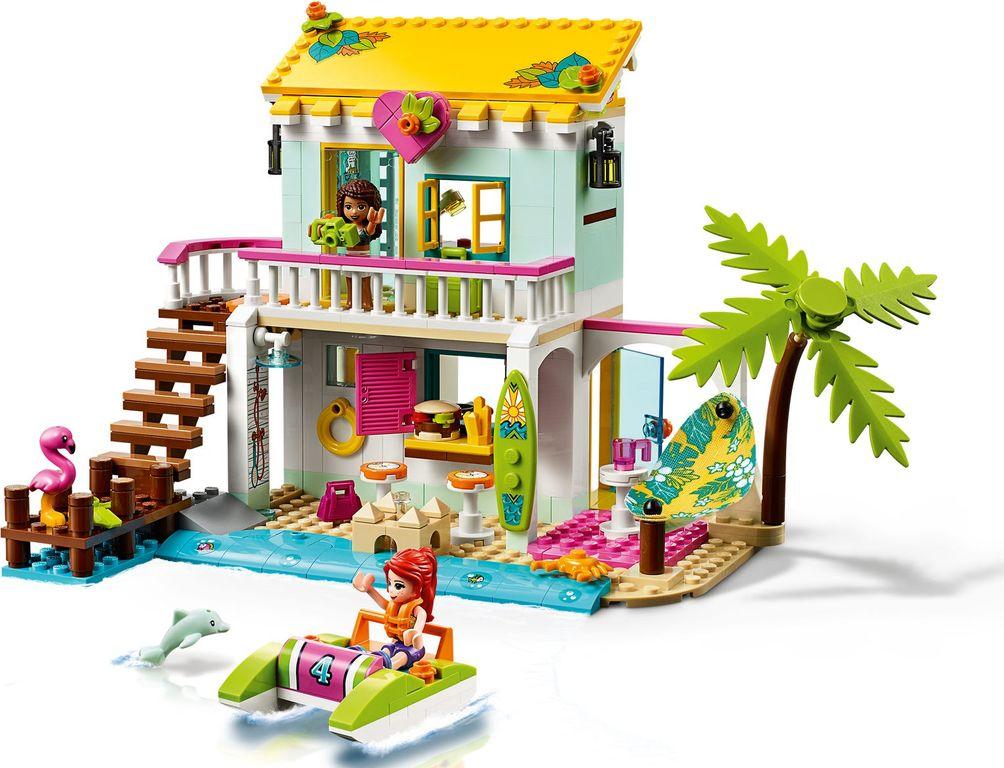 LEGO® Friends Beach House gameplay