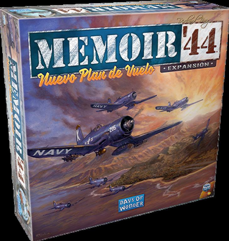 Memoir%2744%3A+Nuevo+Plan+de+Vuelo