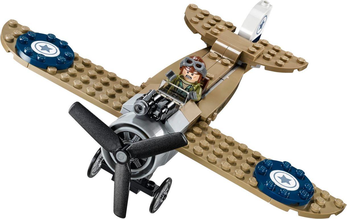 LEGO® DC Superheroes Wonder Woman™ Warrior Battle components