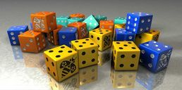 Waggle Dance dice
