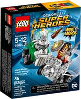 LEGO® DC Superheroes Mighty Micros: Wonder Woman™ vs. Doomsday™