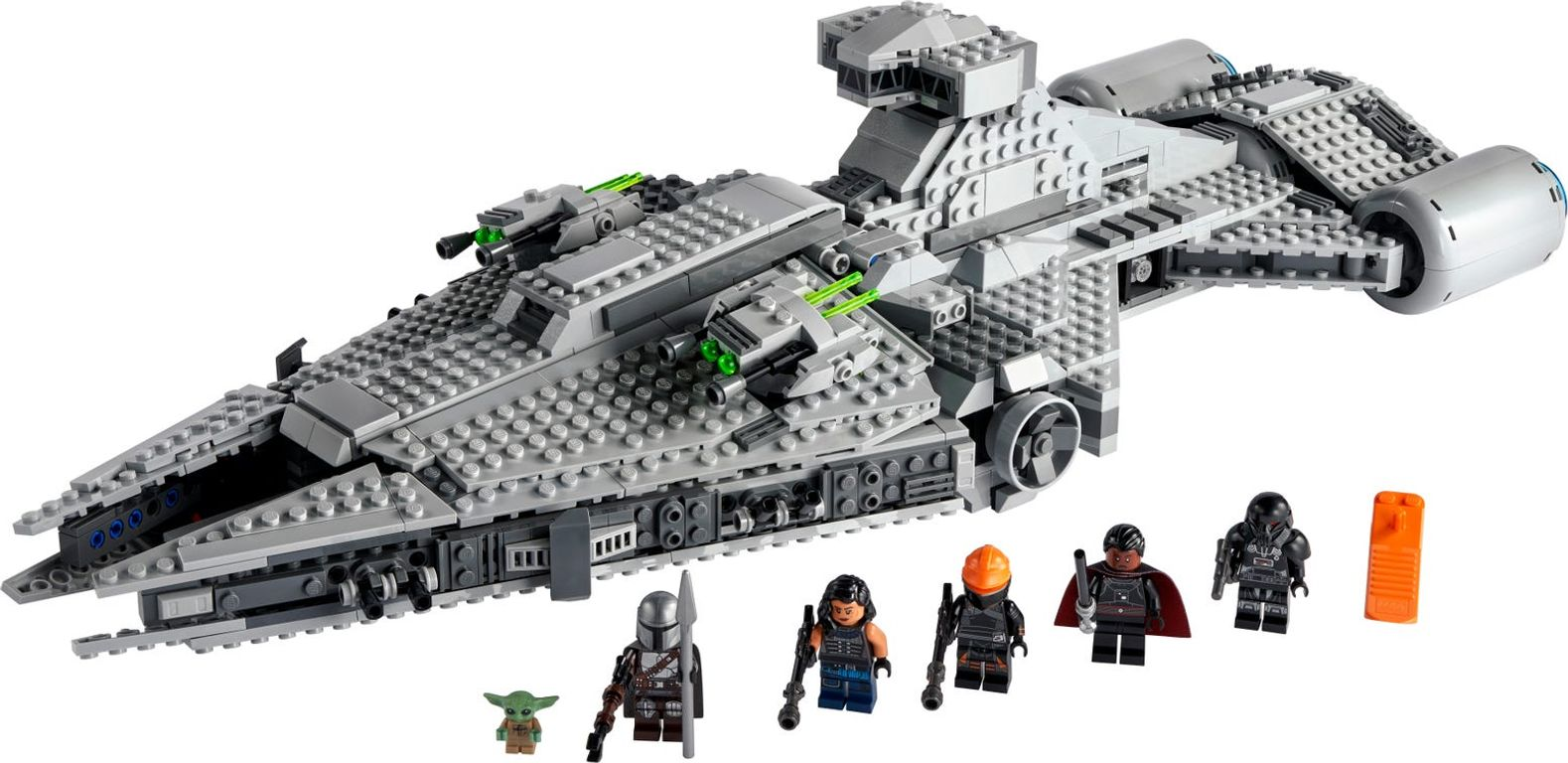 LEGO® Star Wars Imperial Light Cruiser™ components