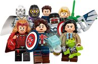 LEGO® Minifigures Marvel Studios minifigures