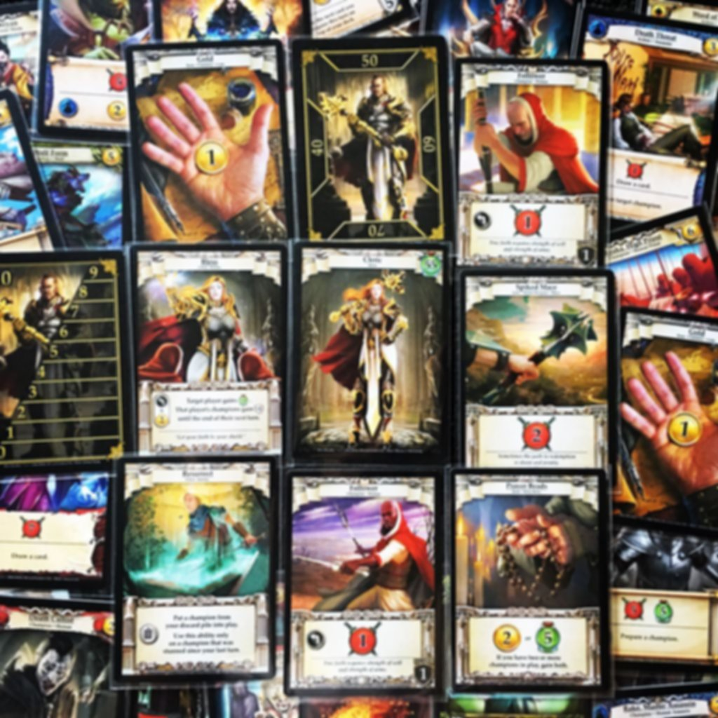 Hero Realms: Character Pack - Cleric cards
