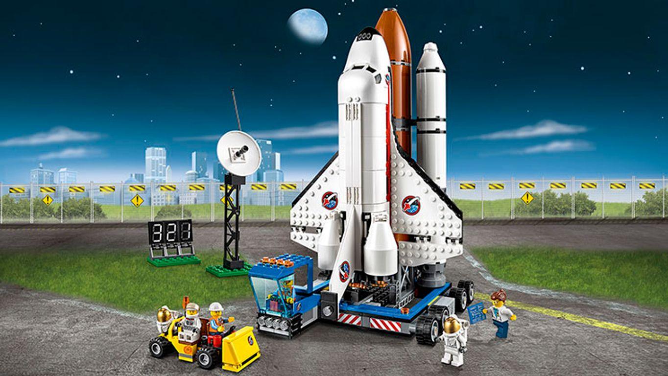 LEGO® City Spaceport gameplay