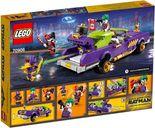 LEGO® Batman Movie The Joker™ Notorious Lowrider back of the box
