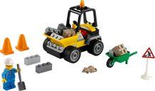 Roadwork Truck components