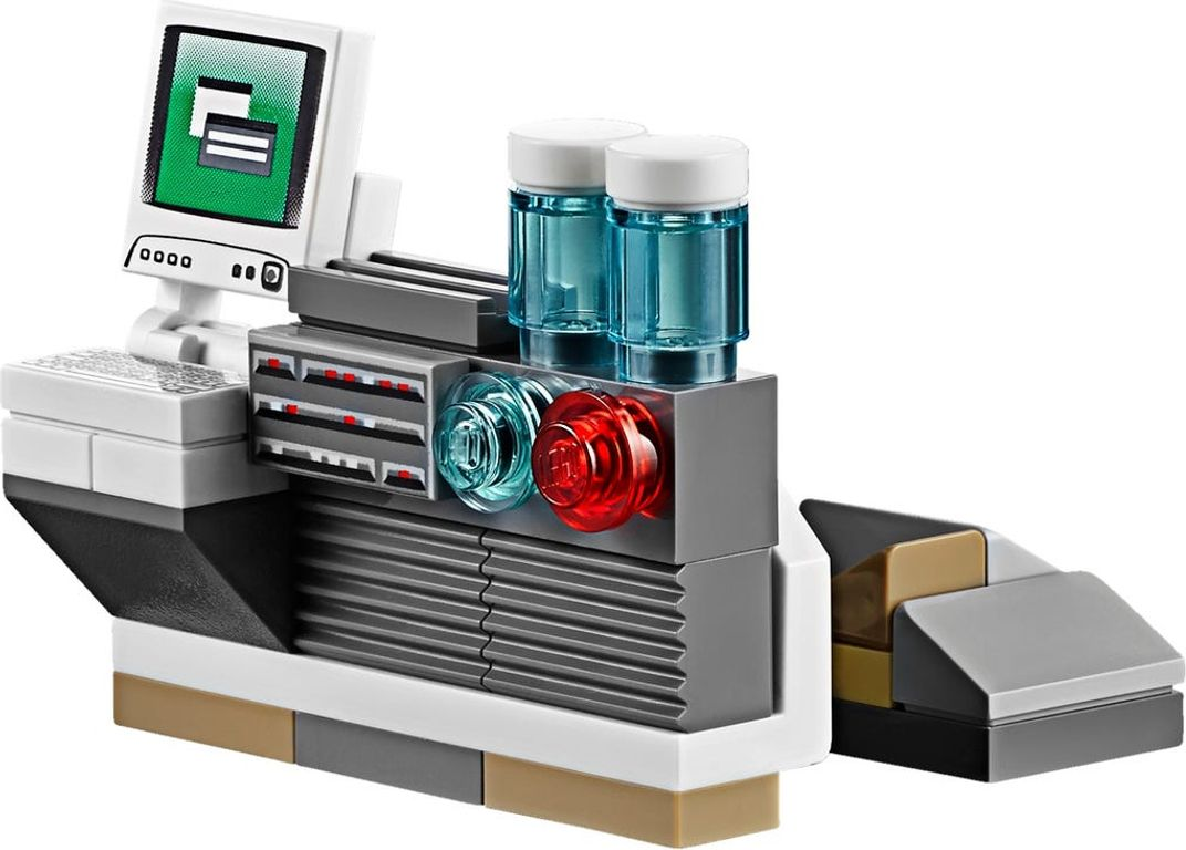 LEGO® City Space Starter Set components