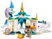 LEGO® Disney Raya and Sisu Dragon back side