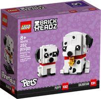 LEGO® BrickHeadz™ Dalmatian