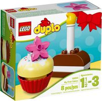 LEGO® DUPLO® My First Cakes