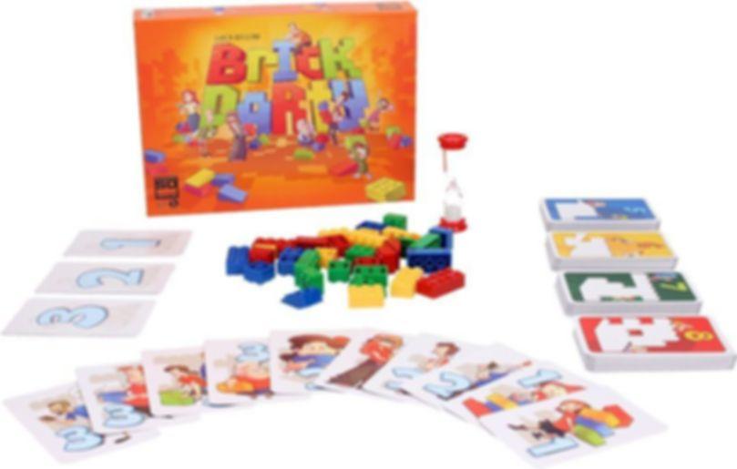 Brick Party components