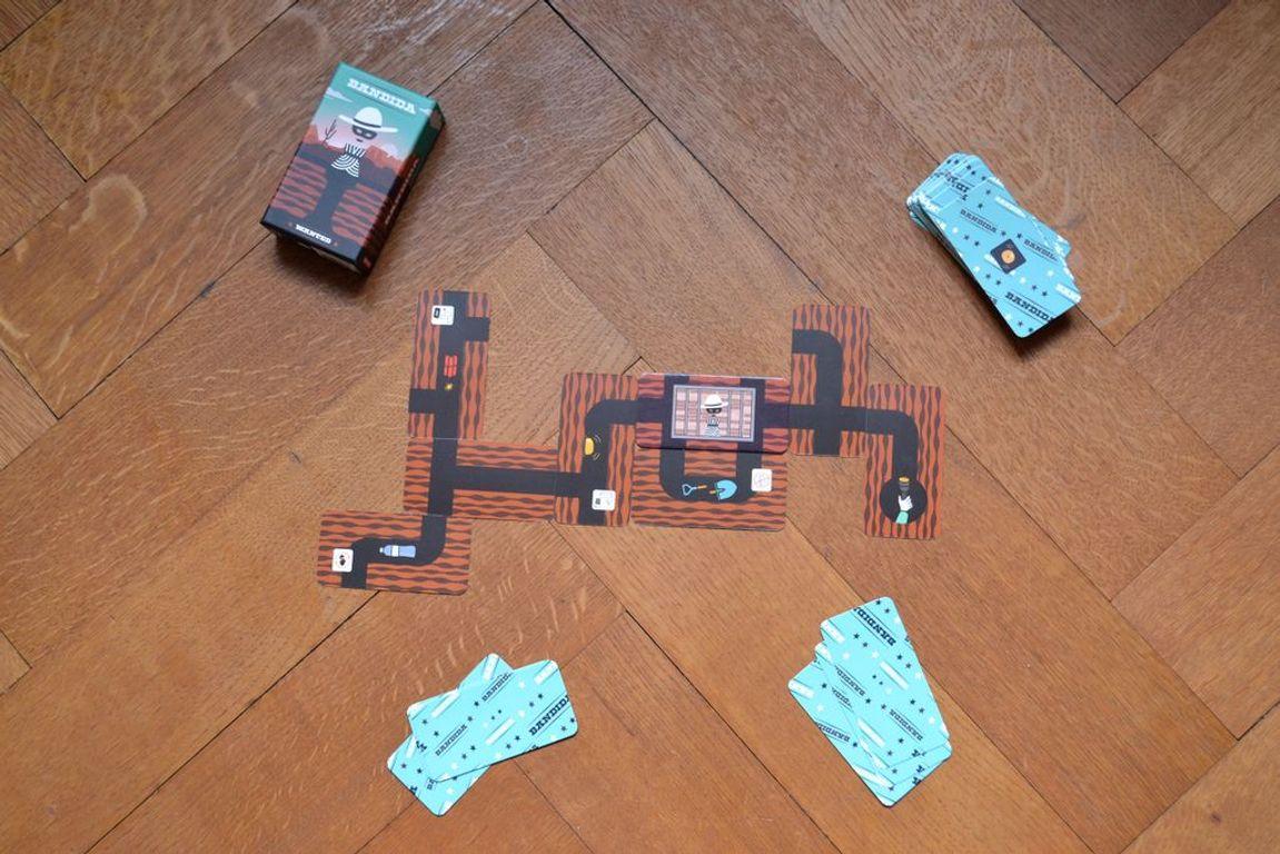 Bandida gameplay