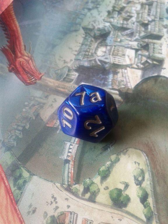 Discworld: Ankh-Morpork dice