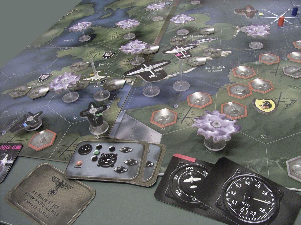 Duel in the Dark: Baby Blitz gameplay