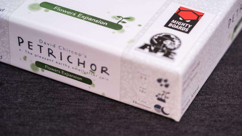 Petrichor: Flowers box