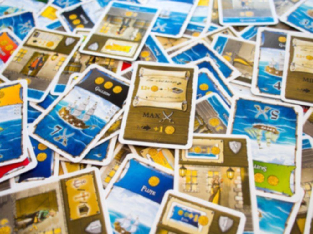 Port Royal cards