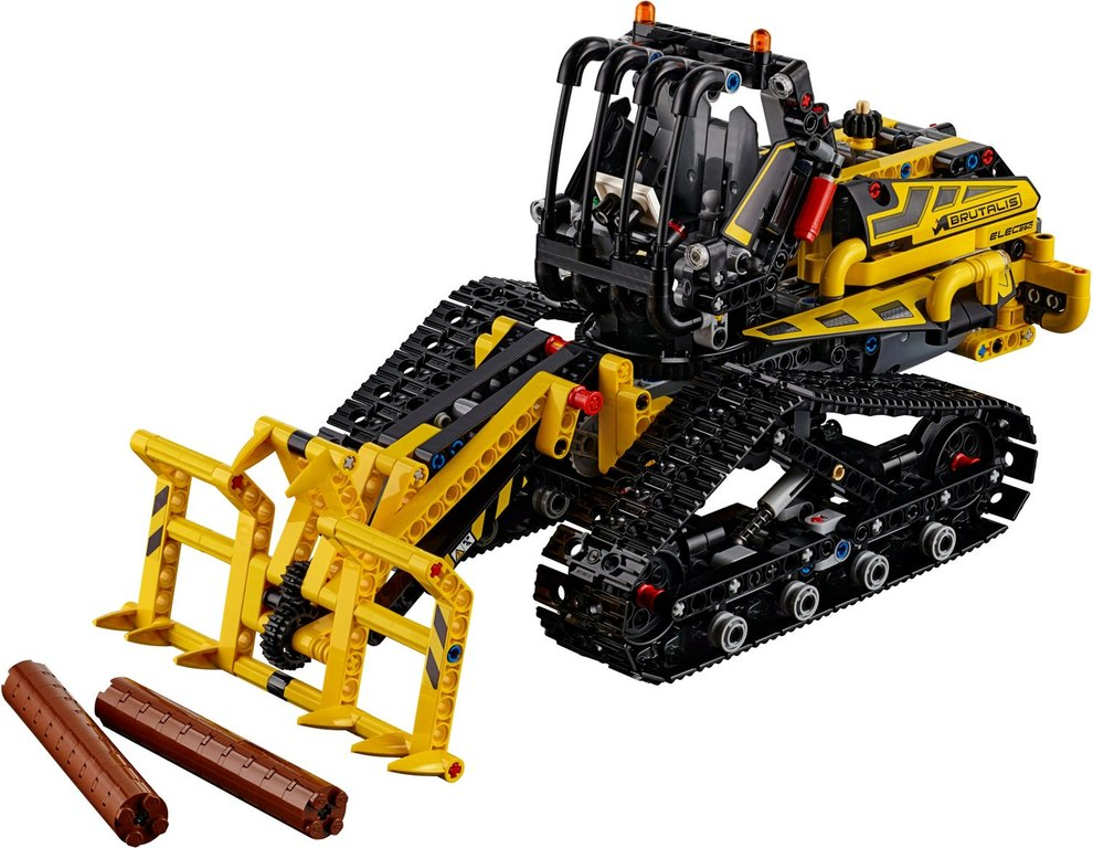 LEGO® Technic Tracked Loader components