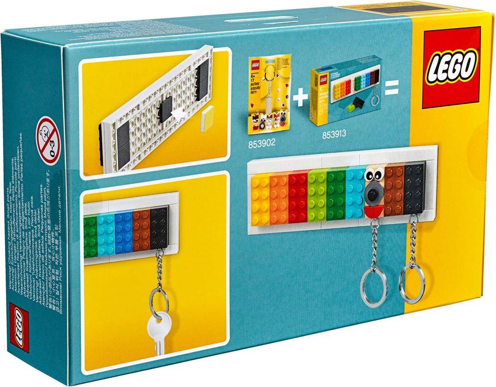 Key Hanger back of the box