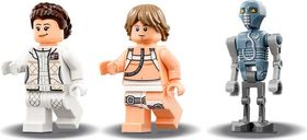 Hoth Medical Chamber minifigures
