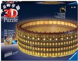 Colosseum Illuminated