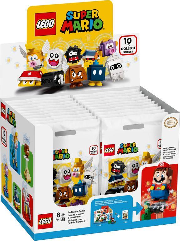 Character Packs box