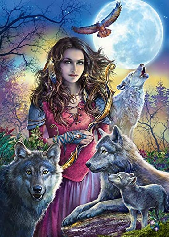 Protector of Wolves