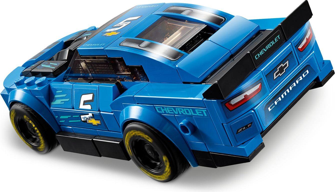 Chevrolet Camaro ZL1 Race Car back side