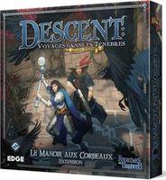 Descent: Voyages dans les Ténèbres (Seconde edition) - Le Manoir aux Corbeaux