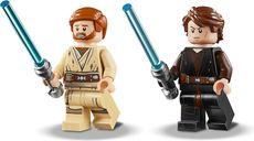 LEGO® Star Wars Duel on Mustafar™ minifigures