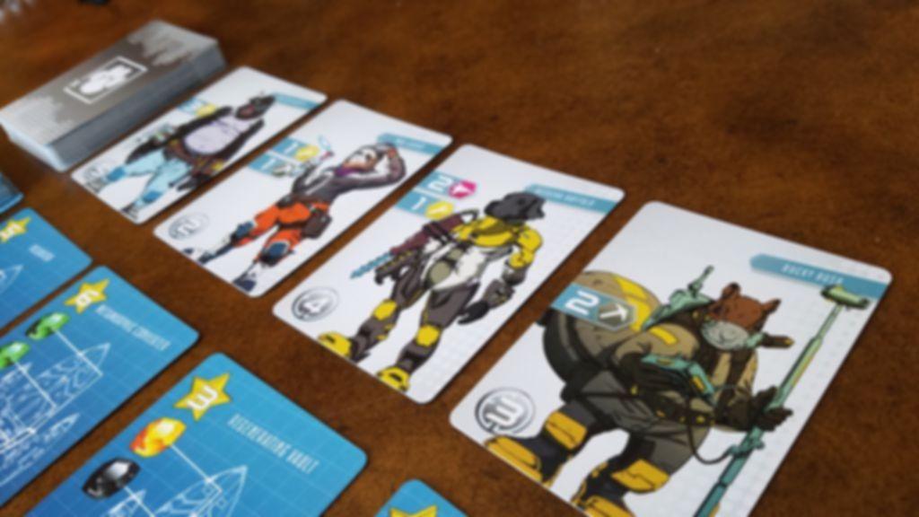 Afternova cards