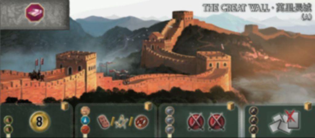 7 Wonders: Wonder Pack game board
