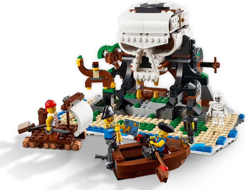 LEGO® Creator Pirates Ship alternative