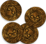 Dead Man's Doubloons coins