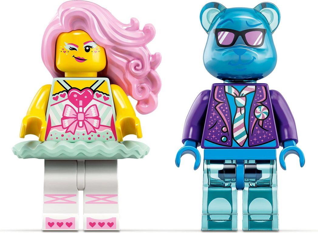 LEGO® VIDIYO™ Candy Castle Stage minifigures