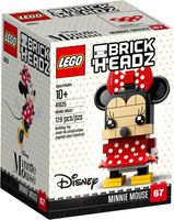 LEGO® BrickHeadz™ Minnie Mouse