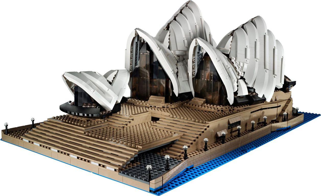 LEGO® Creator Expert Sydney Opera House™ components