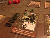 Warfighter: The WWII Tactical Combat Card Game components