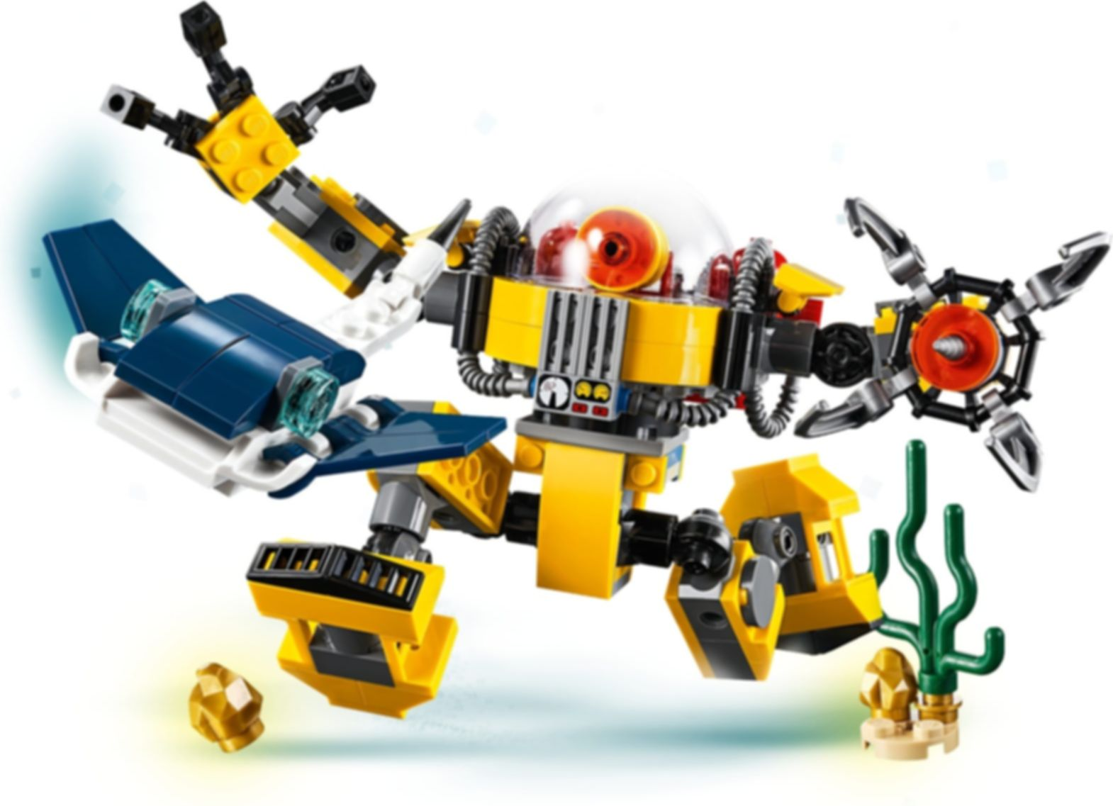Underwater Robot gameplay