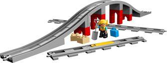 Train Bridge and Tracks components