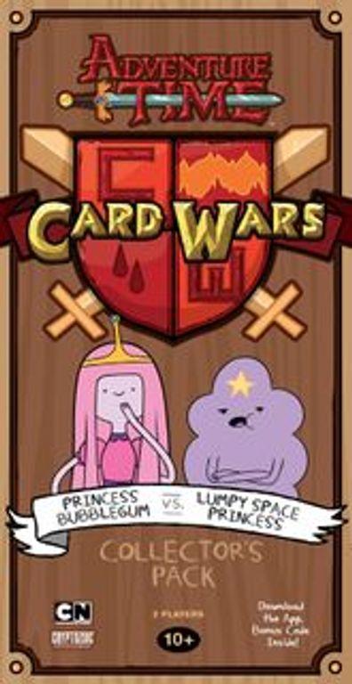 Adventure Time Card Wars: Princess Bubblegum vs. Lumpy Space Princess