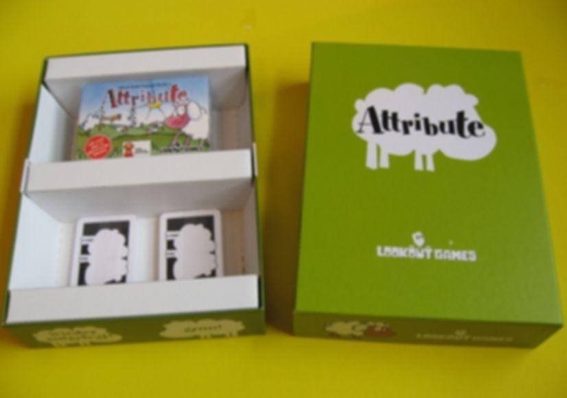 Attribute box