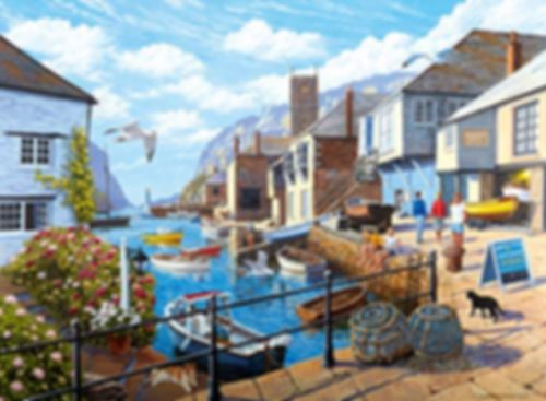 Tranquil Harbour
