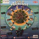 Gold Armada back of the box