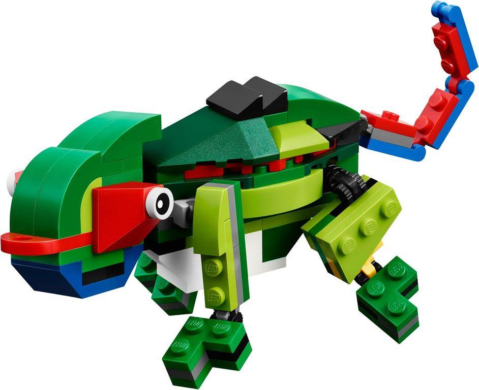 Rainforest Animals alternative