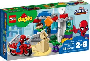 LEGO® DUPLO® Spider-Man & Hulk Adventures