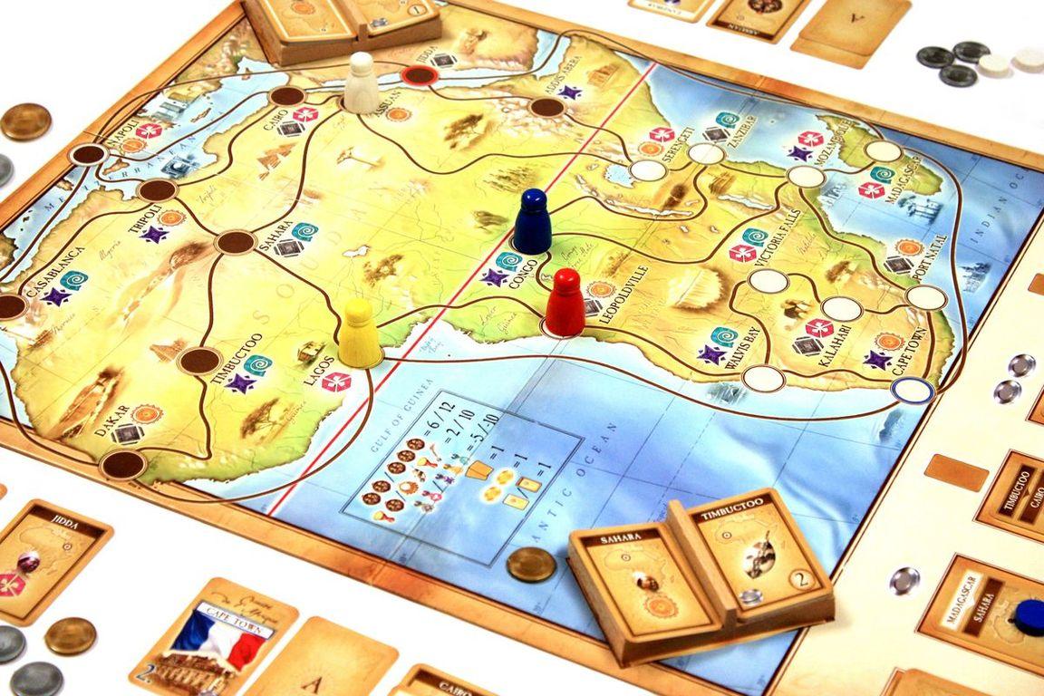 Africana gameplay