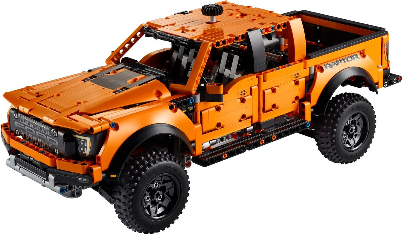 LEGO® Technic Ford®F-150 Raptor components