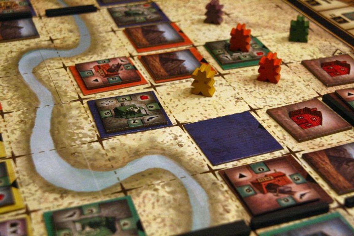 Carson City gameplay